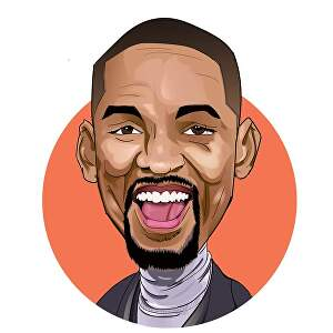 I will draw awesome cartoon caricature from photo in 24 hours