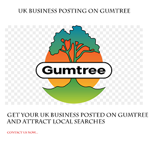 I will Post Your UK Based Business On Gumtree
