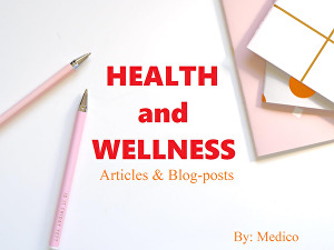 I will write full health and fitness articles or blog posts