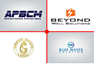 I will Professional business logo design with free 3d mock  in 24 hours