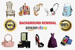 I will  do 20 photos background removal by using photoshop tools
