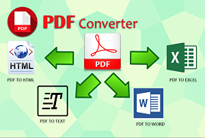 I will Convert PDF to Word or Excel and PowerPoint