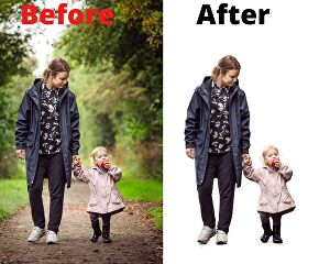 I will Remove your image background  professionally