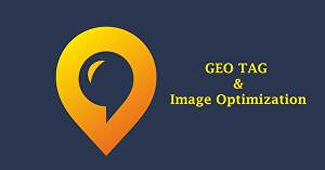 I will do image optimization and geo tagging for SEO
