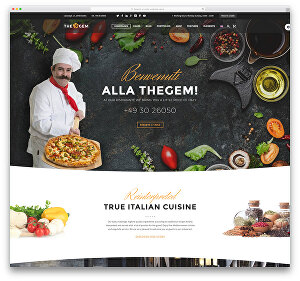 I will Create  restaurant website with online food order system in WordPress
