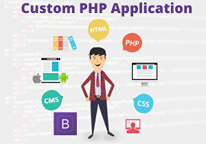 I will build a custom PHP website or web application