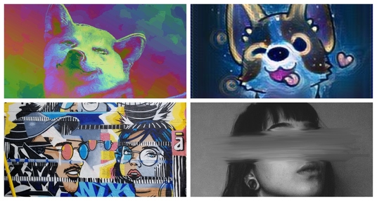 create NFT art or digital art with full rights