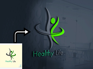 I will Redesign your Business Logo with 3D Mockup