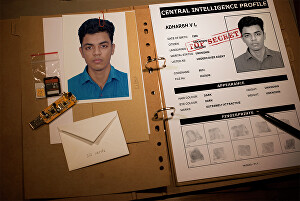 I will do edit and put your Name and Photo in any Central Intelligence Agency File