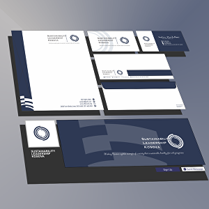 I will create stable Logo and Stationery for your brand
