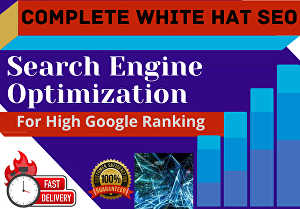 I will do Search Engine Optimization for your website