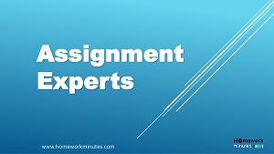I will Assist with you Assignments and exam papers