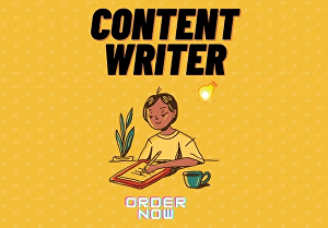 I will write SEO-friendly content, post writing for your website