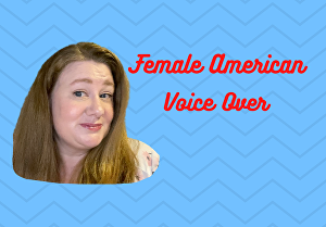 I will perform a warm yet professional American Female voice over