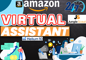 I will be your amazon virtual assistant