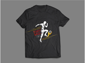 I will design vector graphics t-shirt and typographic design