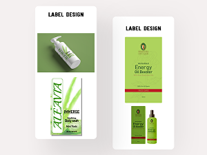 I will design Professional Labels and Packaging for your products
