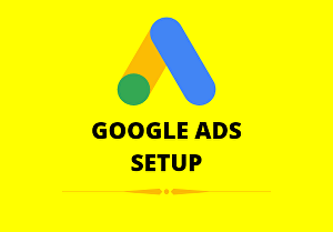 I will setup and manage your google ads service