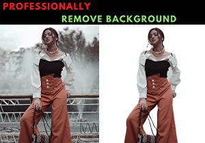 I will do professional editing and background removal on Photoshop