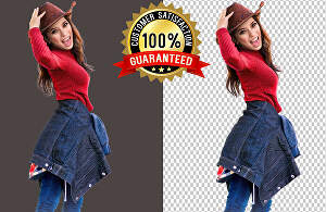 I will Remove background of your image