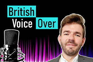 I will record a professional Voice Over for your Commercial / Advert up to 100 words