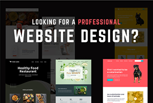 I will create professional landing page design and mobile app design