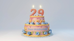 I will Create this Personalised Happy Birthday Greeting Video Message with this Deep Voice Over