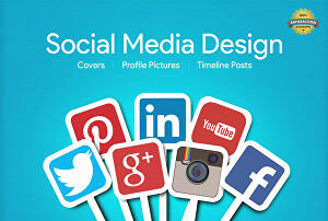 I will create amazing social media kit, banners and social media posts