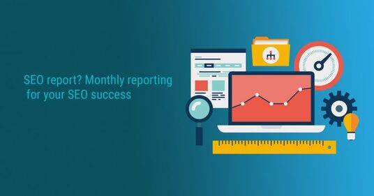 create detailed SEO report for your website