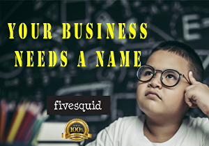 I will suggest 10 brilliant names for your business, product or brand
