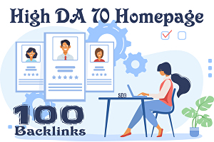 I will boost your google rankings quickly with 100 High Quality Backlinks