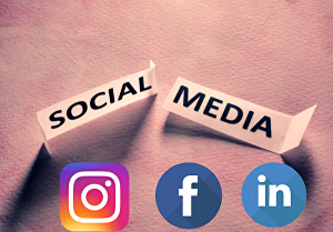 I will create an Instagram business page and design a post