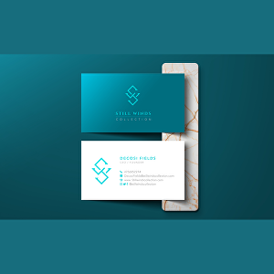 I will do outstanding business card design print ready