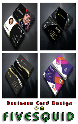 I will design stunning business cards within 24 hrs