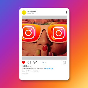 I will design Instagram post or story for your page