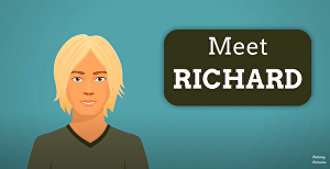 I will explain your business with Richard