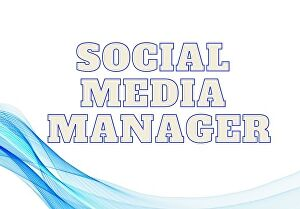 I will be your virtual assistant and social media manager