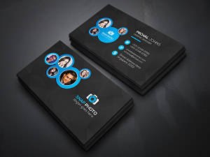 I will design 2 awesome unique business cards