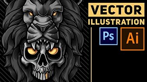 I will convert raster to high resolution vector