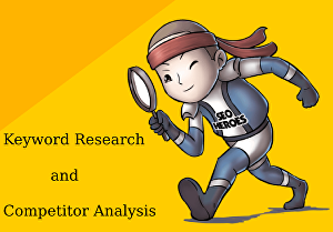 I will do profitable Keyword Research, Competitor Analysis