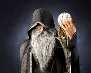 I will record your wizard voice over for any application