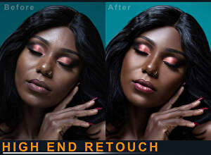 I will do awesome photo retouching and enhancements
