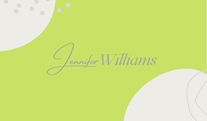I will create an elegant and unique business card
