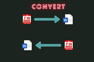 I will convert 30 pages PDF to Word
