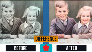 I will Restore Colorize And Retouch Your Old Photo