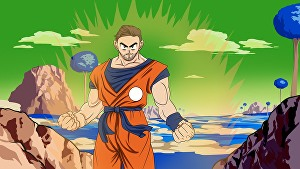 I will draw your dragon ball z character