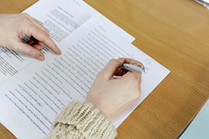 I will proof read and edit your script or document of up to 300 words