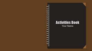 I will provide a Powerpoint template  to keep your memories and moments
