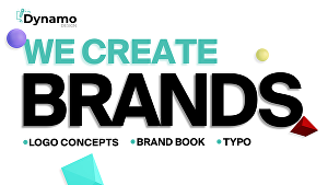 I will design a creative logo and complete a branding kit for you