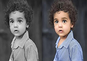 I will colorize your 5 Black and White Photos